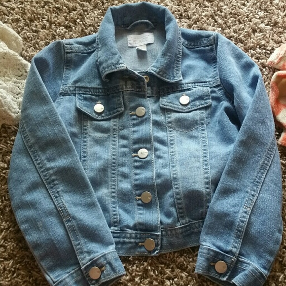 The Children's Place Other - Jean jacket
